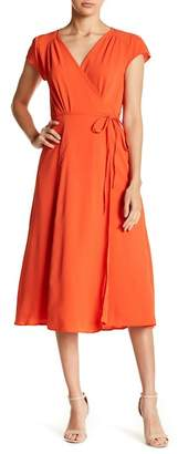 Romeo & Juliet Couture Wrap Style Dress