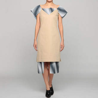 Aalto Dress With Pleating