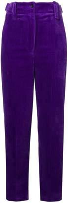 Joseph high-waisted corduroy trousers