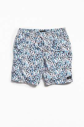 Barney Cools Disco Leopard Swim Short