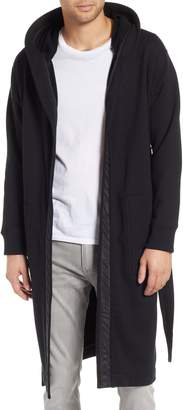 Reigning Champ Fight Night Hooded Robe