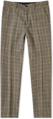 Kenzo Wool Check Pant