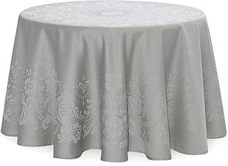 """Waterford Celeste Tablecloth, 70"""" Round"""