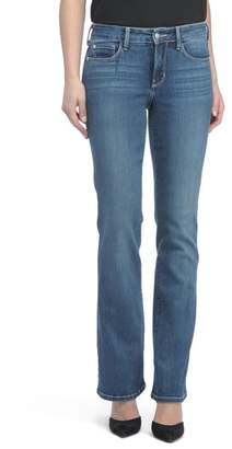 NYDJ Barbara Bootcut Short Jeans