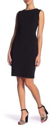 Marina Sleevess Dress Sheath (Petite)