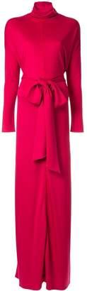 LAYEUR bow detail dress