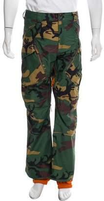 Burton Woven Windbreaker Pants