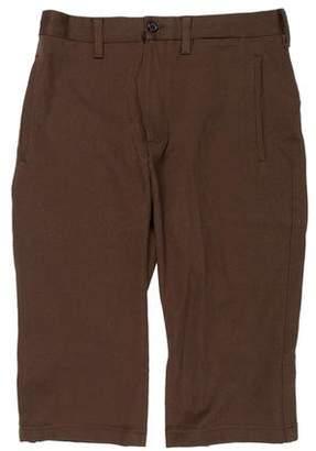 Prada Cropped Riding Pants