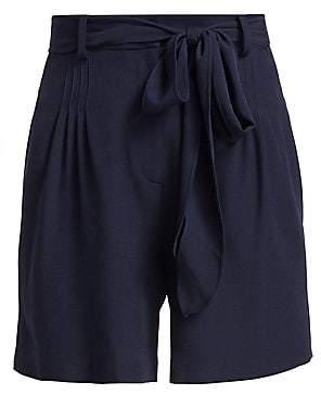 Halston Women's High-Waist Shorts