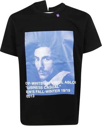 Off-White Printed T-shirt