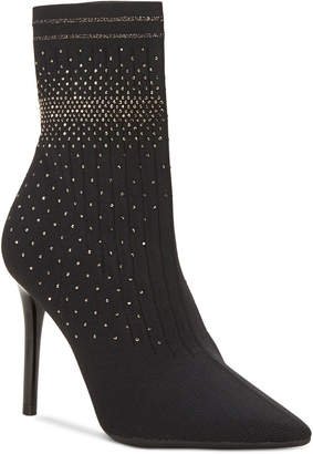 Jessica Simpson Lytona Knit Sock Booties