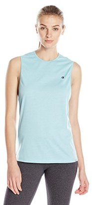 Champion Women's Mesh Muscle Tank $25 thestylecure.com