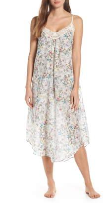 Papinelle Emmy Cotton & Silk Nightgown