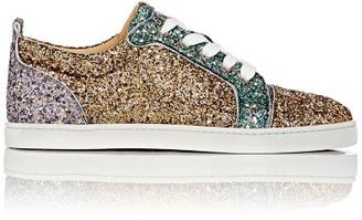 Christian Louboutin Women's Gondoliere Orlato Low-Top Sneakers $845 thestylecure.com