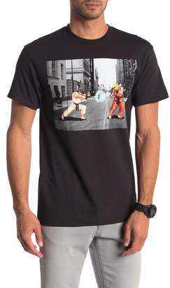 Bioworld Street Fighter Screen Shot Tee