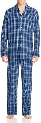 Derek Rose Ranga 24 Pajama Set $285 thestylecure.com