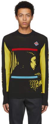Kenzo Black Icon Print Sweatshirt