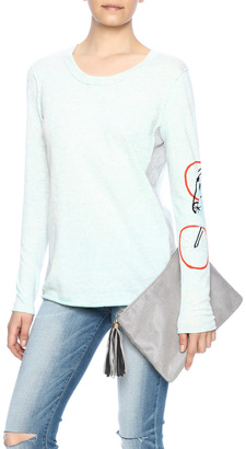 Lisa Todd Cruisin' Sweater $200 thestylecure.com