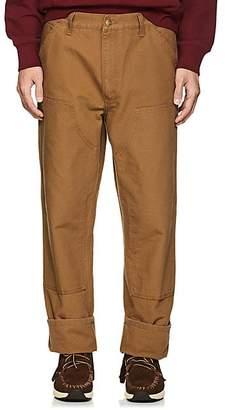 Carhartt Work in Progress Men's Dearborn Cotton Canvas Trousers - Beige, Tan