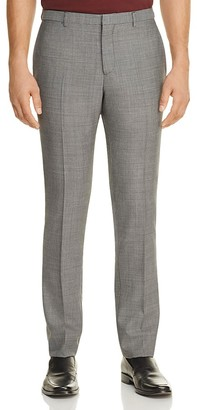 Paul Smith Grey Slim Fit Suit Separate Trousers $325 thestylecure.com