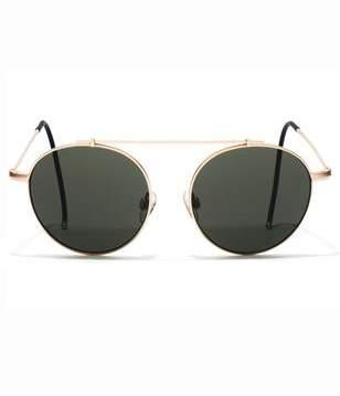 Epokhe Xoa Antique Gold Sunglasses