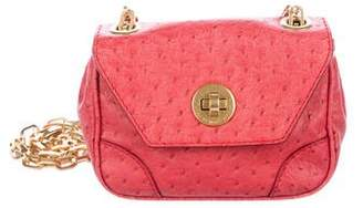 Marc by Marc Jacobs Marc Jacobs Embossed Leather Crossbody Bag