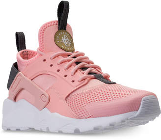 Nike Big Girls' Air Huarache Run Ultra Running Sneakers from Finish Line