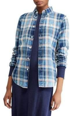 Polo Ralph Lauren Classic Fit Cotton Plaid Shirt