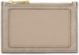 Fossil Shelby Leather Zip Coin Wallet