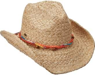 Scala Organic Raffia Hat