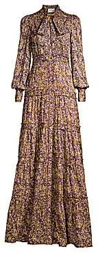 Alexis Women's Margeaux Floral Maxi Dress