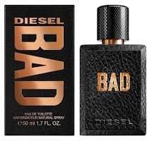 Diesel Bad 75ml Edt Spray for Men