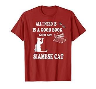 Breed Siamese Cat Shirt Gift Idea Siamese Cat Lover Shirt