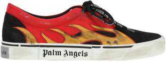 Palm Angels Distressed Flame