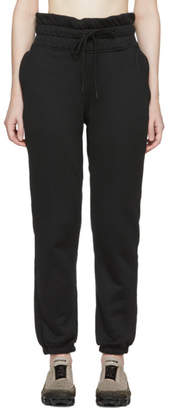 Nike Black NRG FLC Lounge Pants