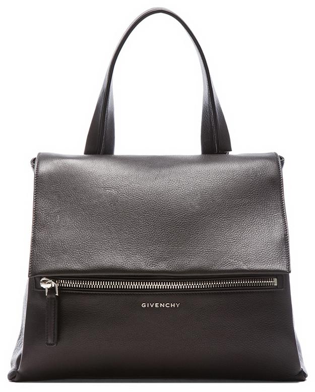 Givenchy Waxy Leather Medium Pandora Pure Flap Bag