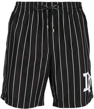 Dolce & Gabbana striped boxer shorts