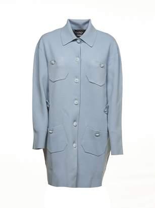 Moschino Long Knit Cardigan