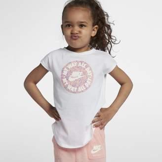 "Nike My Way All Day""""Baby& Toddler Girls'T-Shirt"