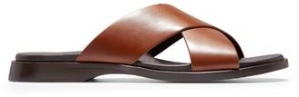 Cole Haan Goldwyn 2.0 Leather Crisscross Sandals