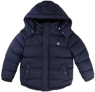 Timberland Boys Removable Hood Padded Jacket