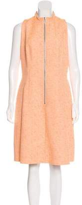 Akris Punto Sleeveless Casual Dress