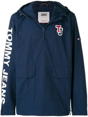 Tommy Jeans logo wind breaker