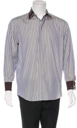 Stefano Ricci French Cuff Dress Shirt