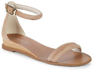Kenneth Cole Jocelyn Suede Wedge Sandal