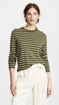 Jenni Kayne Cashmere Striped Sweater