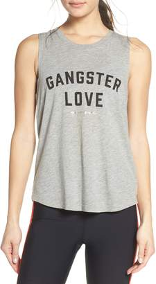 Spiritual Gangster Graphic Muscle Tee