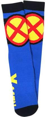 Bioworld Marvel X-Men Socks, Blue