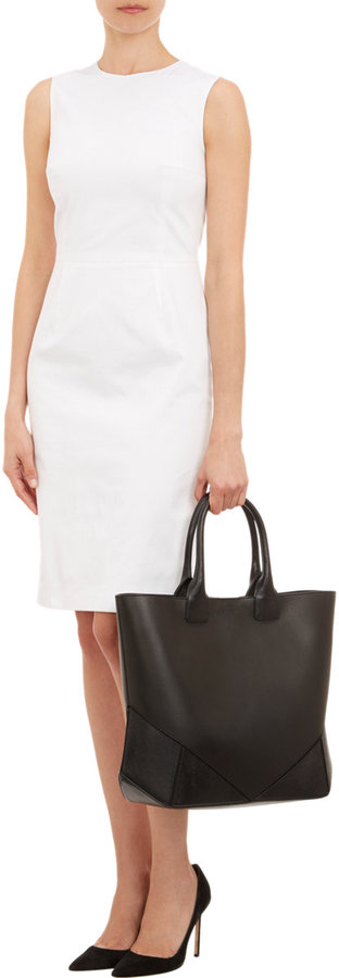 Givenchy Lizard-Embossed Tote
