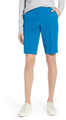 Halogen Stretch Bermuda Shorts